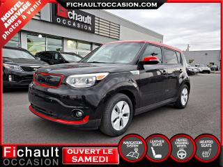 Used 2016 Kia Soul EV Luxe *** BAS KILOMETRAGE*** for sale in Châteauguay, QC