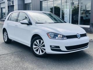 Used 2016 Volkswagen Golf 1.8 TSI COMFORTLINE à hayon CUIR AUTOMAT for sale in Ste-Marie, QC