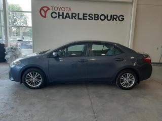 Used 2015 Toyota Corolla LE berline 4 portes CVT for sale in Québec, QC
