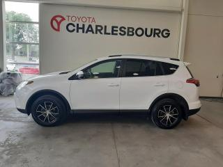 Used 2016 Toyota RAV4 LE - AWD for sale in Québec, QC