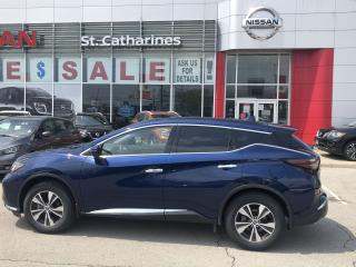 Used 2019 Nissan Murano SV for sale in St. Catharines, ON