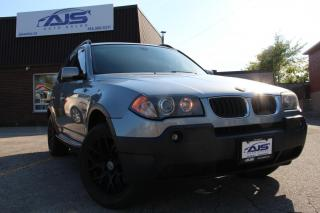 Used 2004 BMW X3 2.5i SUV for sale in Scarborough, ON
