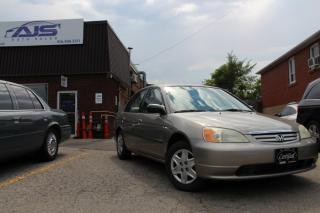 Used 2003 Honda Civic DX for sale in Scarborough, ON