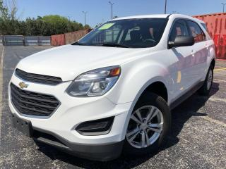 Used 2017 Chevrolet Equinox LS 2WD for sale in Cayuga, ON