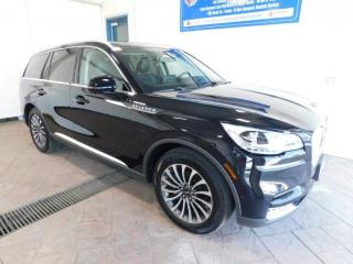 Used 2020 Lincoln Aviator Reserve LEATHER NAVI SUNROOF for sale in Listowel, ON