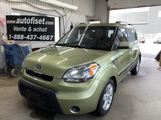 Used 2010 Kia Soul 5dr Wgn Man 2u for sale in St-Raymond, QC