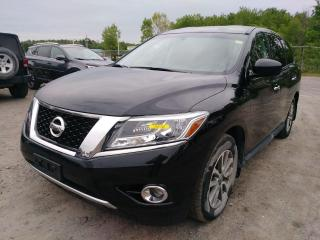 Used 2016 Nissan Pathfinder S CLIMATISATION MULTIZONES *7 PLACES* for sale in St-Jérôme, QC