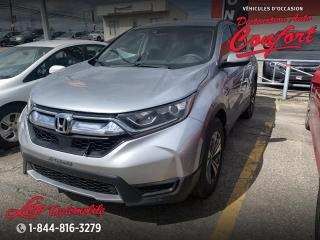 Used 2017 Honda CR-V LX **NOUVEL ARRIVAGE** for sale in Chicoutimi, QC