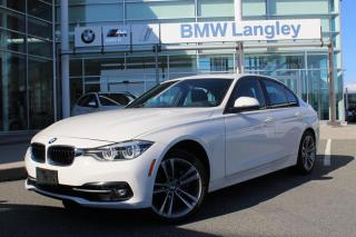 Used 2018 BMW 330i xDrive Sedan for sale in Langley, BC