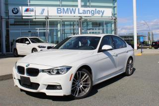 Used 2016 BMW 328i xDrive Sedan for sale in Langley, BC