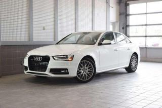 Used 2015 Audi A4 Komfort plus for sale in Lasalle, QC
