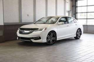Used 2016 Honda Accord Touring for sale in Lasalle, QC