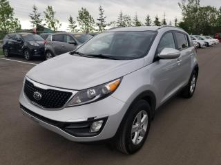 Used 2016 Kia Sportage LX* SIEGES CHAUFFANTS* BLUETOOTH* for sale in Québec, QC