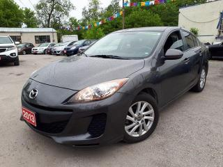 Used 2013 Mazda MAZDA3 GX CERTIFIED for sale in Oshawa, ON