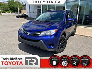Used 2014 Toyota RAV4 Traction intégrale 4 portes LE for sale in Trois-Rivières, QC
