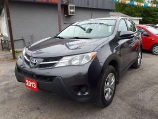 Used 2013 Toyota RAV4 LE,Certified for sale in Oshawa, ON
