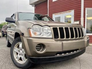 Used 2006 Jeep Grand Cherokee Laredo 4 portes for sale in Drummondville, QC