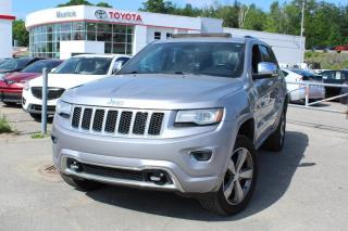 Used 2014 Jeep Grand Cherokee 4 RM 4 portes Overland for sale in Shawinigan, QC