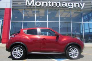 Used 2017 Nissan Juke Familiale 5 porte boîte manuelle tractio for sale in Montmagny, QC