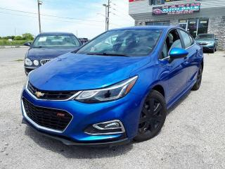 Used 2017 Chevrolet Cruze LT- RS** for sale in Pickering, ON
