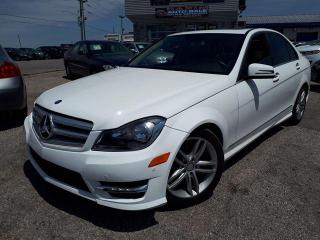 Used 2013 Mercedes-Benz C 300 4 MATIC ** BACK UP CAM** LOW KM** for sale in Pickering, ON