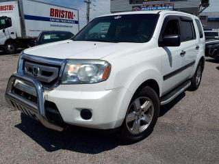 Used 2011 Honda Pilot LX - Accident free for sale in Pickering, ON