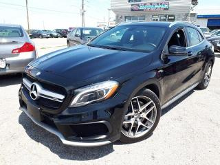 Used 2015 Mercedes-Benz GLA GLA 45 AMG *** accident free*** for sale in Pickering, ON