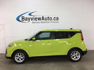 Used 2020 Kia Soul EX - NEW! SPACE GREEN! AUTO! ALLOYS! PWR GROUP! ONLY 100KMS! for sale in Belleville, ON