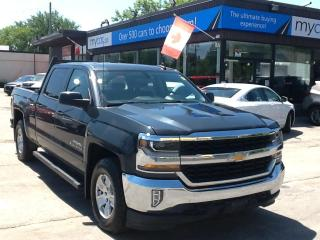 Used 2018 Chevrolet Silverado 1500 1LT for sale in North Bay, ON