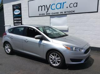 Used 2018 Ford Focus ALLOYS, HEATED SEATS, BACKUP CAM!! for sale in Richmond, ON