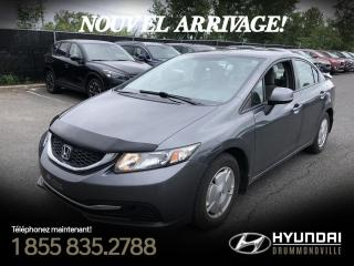 Used 2013 Honda Civic LX + A/C + GARANTIE + MAGS + CRUISE + B for sale in Drummondville, QC