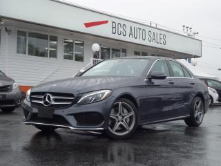 Used 2016 Mercedes-Benz C 300 Intelligent All Wheel Drive, Navigation, Low Kms for sale in Vancouver, BC