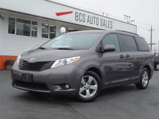 Used 2016 Toyota Sienna for sale in Vancouver, BC