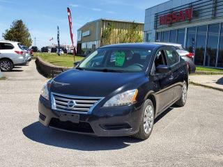 Used 2013 Nissan Sentra S for sale in Orillia, ON