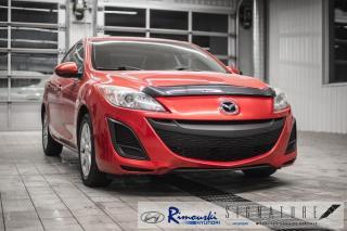 Used 2010 Mazda MAZDA3 chez Rimouski Hyundai for sale in Rimouski, QC