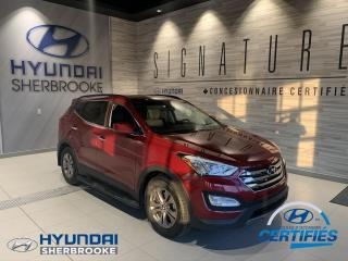 Used 2015 Hyundai Santa Fe 2.0T PREMIUM+AWD+BANCS ET VOLANT CHAUFF for sale in Sherbrooke, QC