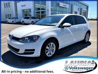 Used 2016 Volkswagen Golf TRENDLINE AUTO for sale in PORT HOPE, ON