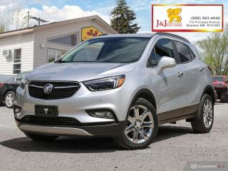 Used 2017 Buick Encore Premium Fully Loaded,P.Sunroof,AWD,C.Start for sale in Brandon, MB