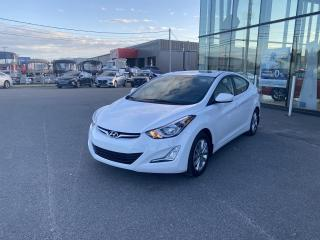 Used 2015 Hyundai Elantra Allure sport berline 4 portes BA for sale in Alma, QC