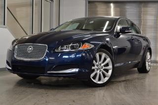 Used 2013 Jaguar XF *Navigation, Berline haut de gamme* for sale in Laval, QC