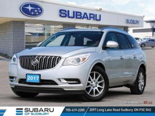 Used 2017 Buick Enclave - Beautiful 7 passenger - AWD ! for sale in Sudbury, ON
