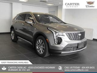 New 2020 Cadillac XT4 Premium Luxury AWD - Heated Seats - Heated Steering Wheel - OnStar for sale in Burnaby, BC