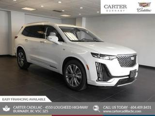 New 2020 Cadillac XT6 Premium Luxury AWD - Power Liftgate - Blind Sensor - Ventilated Seats for sale in Burnaby, BC
