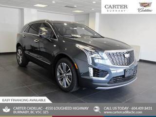 New 2020 Cadillac XT5 Premium Luxury AWD - Blind Sensor - Panoramic Sunroof - Bose Audio for sale in Burnaby, BC