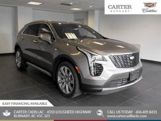 New 2020 Cadillac XT4 Premium Luxury AWD - Apple CarPlay/Android Auto - OnStar - Bluetooth for sale in Burnaby, BC