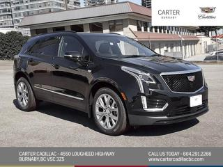 New 2020 Cadillac XT5 Sport CARTER DISCOUNT SAVE $11,820 for sale in Burnaby, BC