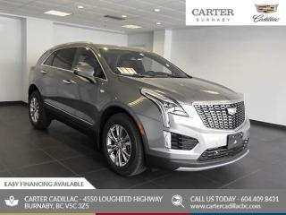 New 2020 Cadillac XT5 Premium Luxury AWD - Auto High-beam Headlights - Heated Front Seats for sale in Burnaby, BC