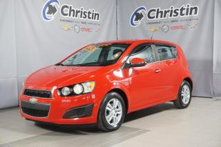 Used 2012 Chevrolet Sonic LT 5 PORTES HAYON, AUTO DEM A DISTANCE BLUETOOTH for sale in Montréal, QC