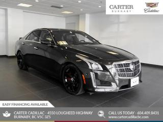 Used 2014 Cadillac CTS 3.6L Twin Turbo Vsport GREAT CONDITION! - CLEAN LOW KMs - NO ACCIDENT for sale in Burnaby, BC