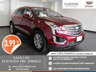 Used 2017 Cadillac XT5 Luxury CLEAN LOW KMs! - ONE OWNER - NO ACCIDENT - WON'T LAST! for sale in Burnaby, BC